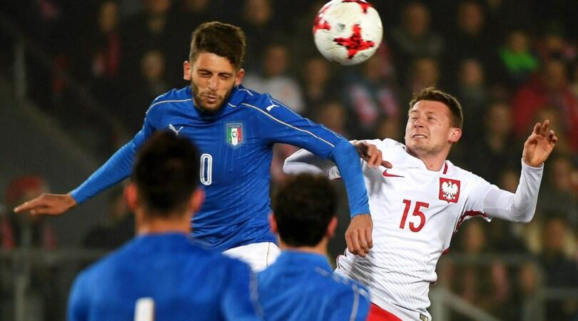 U-21, Polonia-Italia 1-2: Pellegrini e Benassi fanno sorridere Di Biagio