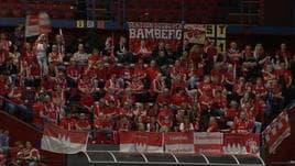 Olimpia Milano-Brose Bamberg 76-84