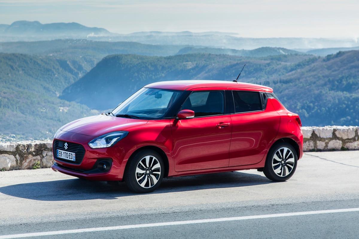 Suzuki Swift, tutta nuova e sempre diversa: prova
