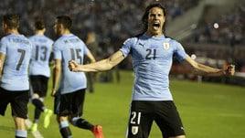 Uruguay-Brasile 1-4: Paulinho ne fa 3, uno Neymar
