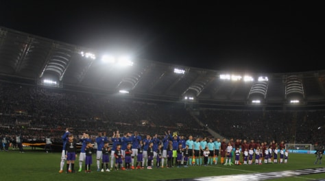 Roma-Lazio, verso un derby da tutto esaurito