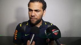"""Dani Alves: """"Non mi importa di Suarez e dei cartellini"""""""