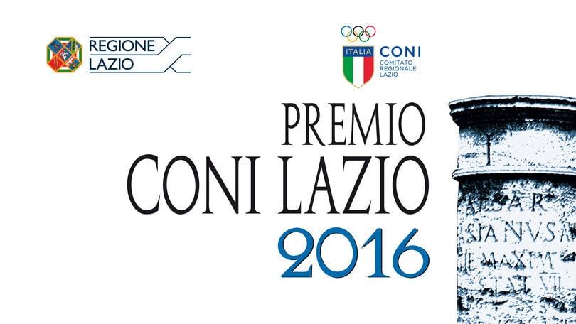 Martedì in scena il Premio CONI Lazio
