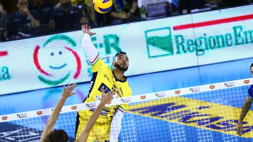 Volley: Superlega, Ngapeth MVP dei Quarti Play Off