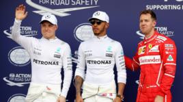 GP d'Australia: pole position per Hamilton, secondo Vettel