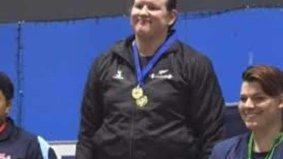 Sollevamento pesi, Laurel Hubbard trans vincente