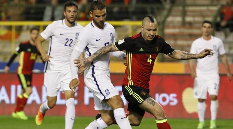 Qualificazioni Mondiali 2018: Belgio pari con la Grecia. Vincono Portogallo e Francia. Crollo Olanda