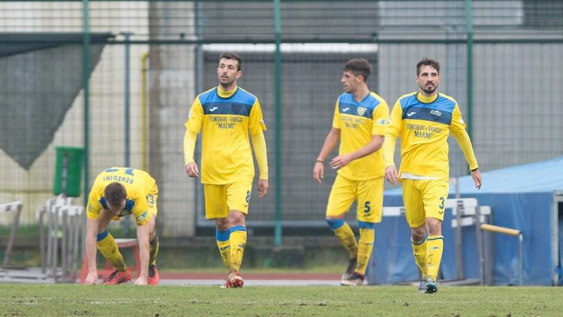 Lega Pro Carrarese-Siena 2-0. Rosina e Floriano gol