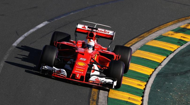Formula uno: la rossa è tornata. Vettel domina di Australia
