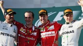 F1, Gp Australia: Vettel show!