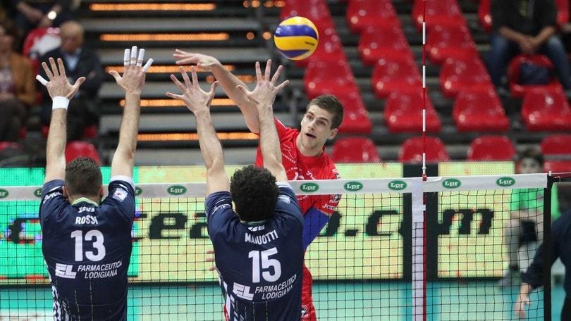 Volley: Play Off 5° posto: Ravenna corsara a Vibo, vincono Piacenza e Monza