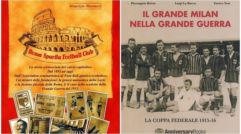 La Coppa Federale vinta dal Milan e la storia del calcio a Roma