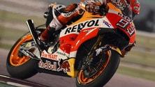 MotoGp, Marquez: «Abbiamo sbagliato la scelta della gomma»
