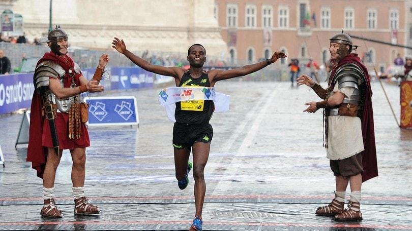 Atletica - Maratona di Roma, solito duello Etiopia-Kenya
