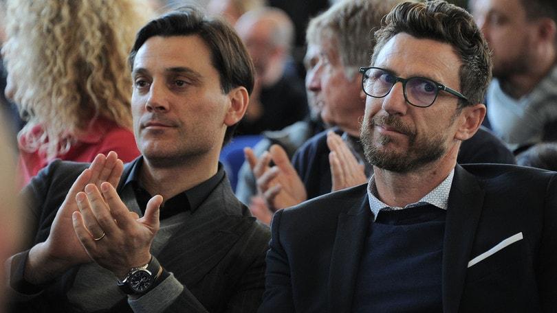 Calciomercato, Di Francesco: «Un onore se la Fiorentina mi vuole»