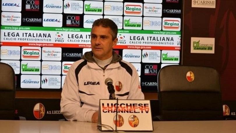 Lega Pro Lucchese, è ufficiale: torna Giovanni Lopez