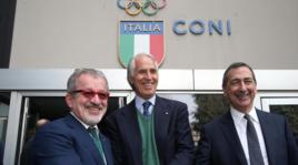 Coni, Malagò: «Grazie a Sala e Maroni, Milano '19 candidatura fortissima»
