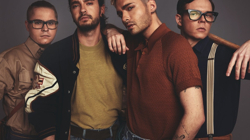 "Tokio Hotel e ""Dream Machine"" all'Atlatico"