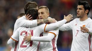 Francia-Spagna 0-2: decidono Var e Deulofeu