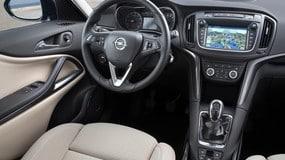 Opel Zafira: foto e prezzi