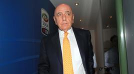 Serie A Galliani: «Napoli e Juventus, sarà lotta a due per lo scudetto»