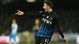 Italia Under 21, Caldara e Mazzitelli lasciano il ritiro