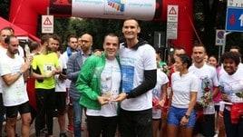 Atletica - La Maratona solidale di Sintini e Romeo