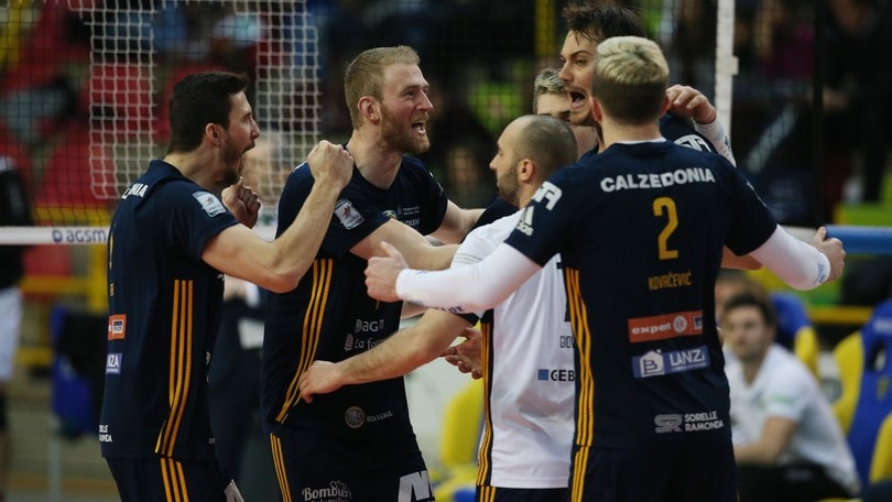 Volley: Play Off 5° posto: domenica Gara 2 dei quarti