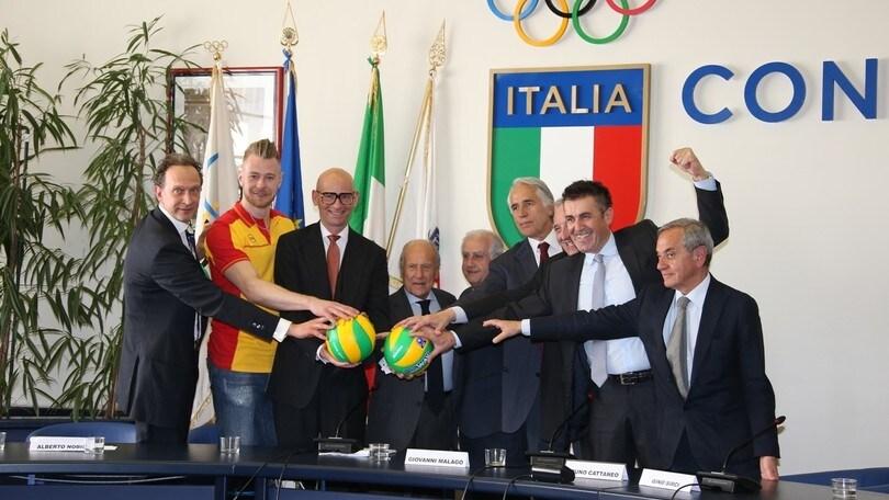 Volley, a Roma la Champions League: Final 4 al PalaLottomatica
