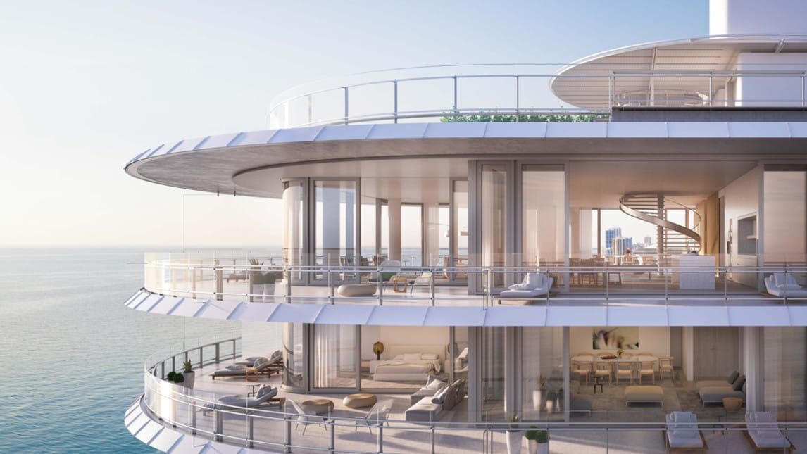 Djokovic si compra un attico da sogno a miami corriere for Piani di lusso di una sola storia