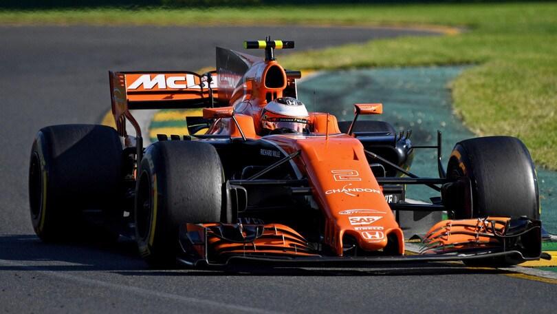 Formula 1, Webber: