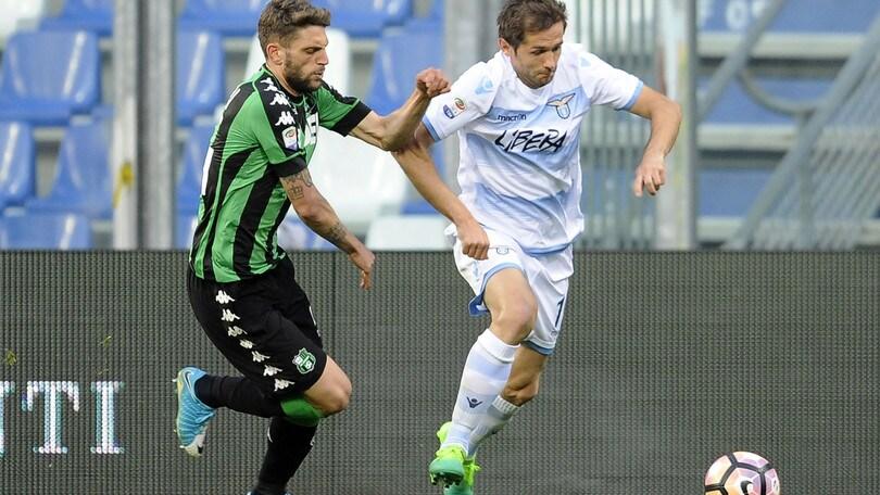 Serie A Sassuolo-Lazio 1-2, il tabellino