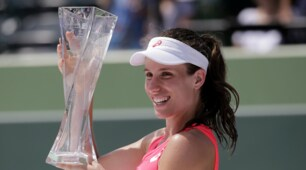 Miami: Johanna Konta vince il torneo, che gioia per l'inglese!