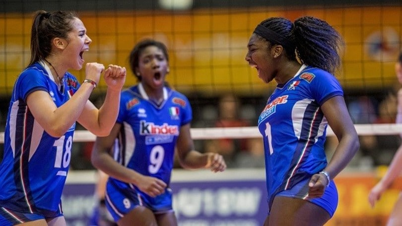 italia russia volley femminile oggi - photo #18