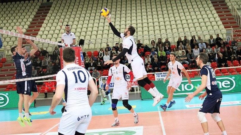 Volley: A2 Maschile, Pool Salvezza, Montecchio Maggiore retrocede in B