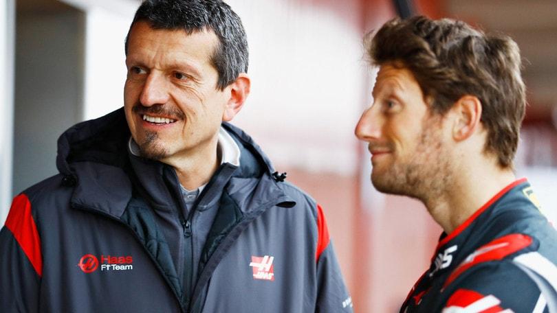 F1 Haas, Steiner: «Dietro i primi tre ci siamo anche noi»