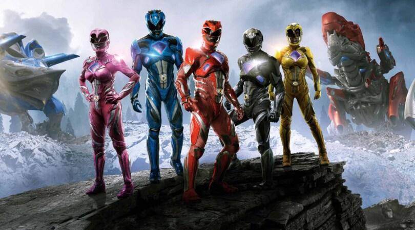 Quanto ricordi i vecchi Power Rangers?