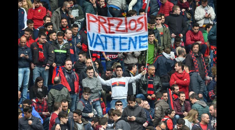 Serie A Genoa, la contestazione continua: «Preziosi non ti vogliamo»