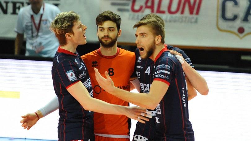Volley: A2 Maschile, Bergamo è la quarta semifinalista