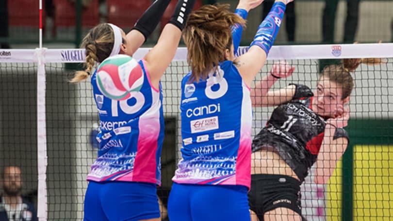 Volley: A1 Femminile, domani il ritorno degli ottavi dei Play Off