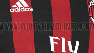 Milan, sul web l'anteprima della nuova maglia
