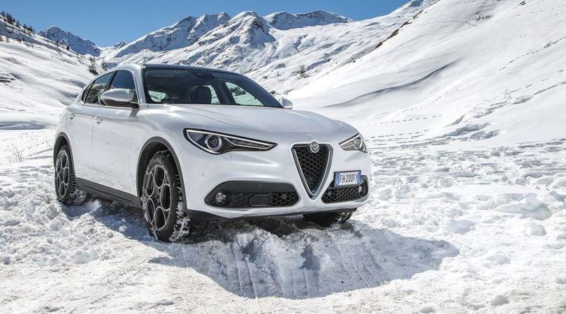 Alfa Romeo Stelvio, arriva l'entry level diesel a trazione posteriore