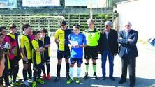A Viterbo il Ridolfi è campione al golden gol