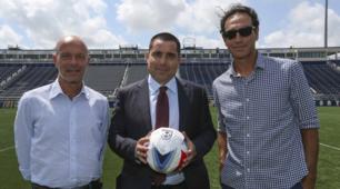 Lo stadio del Miami FC diventa il Riccardo Silva Stadium: Nesta non manca l'inaugurazione