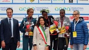 Atletica - Doppietta etiope alla Maratona di Roma: Tola e Tusa