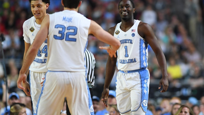 NCAA, North Carolina vince il titolo 2017