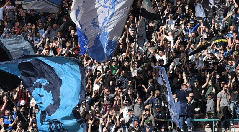 Napoli-Juventus, chiuso il settore ospiti: ecco chi potrà entrare al San Paolo