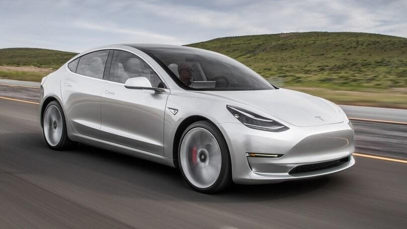 Tesla supera Ford per capitalizzazione. E' seconda solo a GM