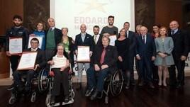 Beach Volley: Premio Mangiarotti: Menzione d'Onore per Nicolai-Lupo