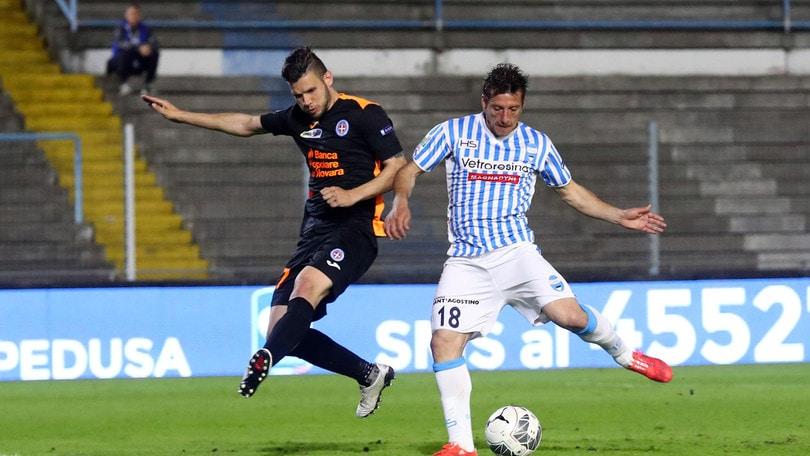 Serie B: Frosinone-Spal, quote alla pari per il primo posto